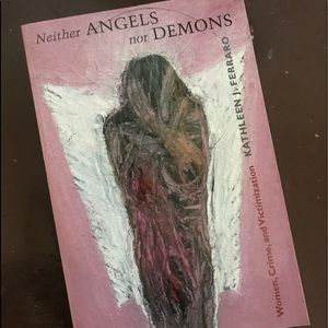Other - Neither Angels nor Demons soft back book